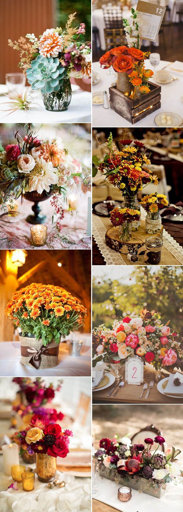 autumn-and-fall-flower-wedding-centerpieces