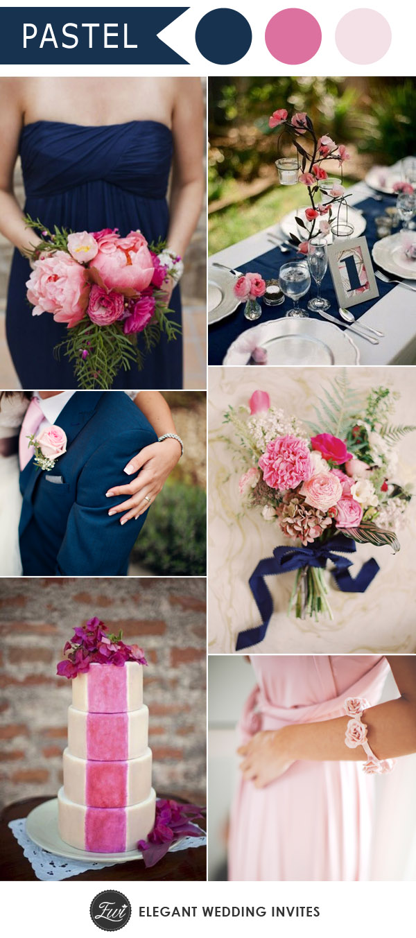 elegant-and-romantic-pastel-pink-and-navy-wedding-color-inspiration