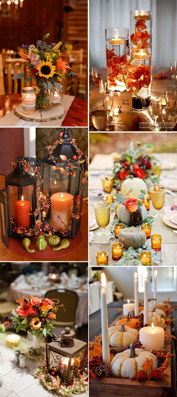 fall-wedding-centerpieces-ideas-with-candles